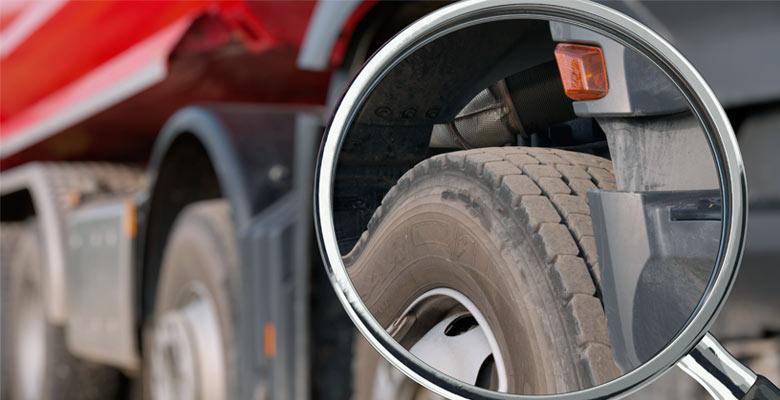 trucos revisar neumaticos camiones